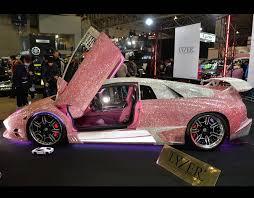 pink lamborghini car a custom lamborghini murcielago s 2016 custom car