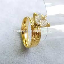 wedding ring in dubai dubai gold ring designs dubai wedding rings with big cz rhinestone