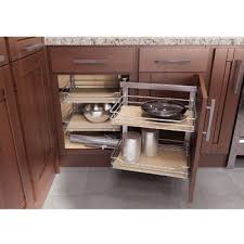 Kitchen Cabinet Slide Out Organizers Cozy Ideas Corner Cabinet Pull Out Organizers Shop For Blind
