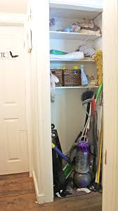 cleaning closet cleaning closet organizing ideas