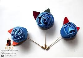 Lapel Flowers Reals Fashion