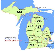 michigan area code map 586 area code teracodes com
