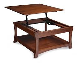 coffee table charming square lift top coffee table lift top