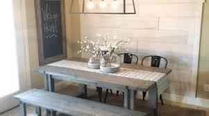 kitchen table centerpiece ideas brilliant farm table home decor collection in kitchen table