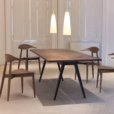 de la espada dining table welles dining table matthew hilton urbanspace interiors