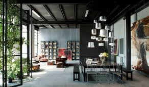 loft design get that industrial loft design now