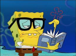 Meme Generator Spongebob - spongebob nerd blank template imgflip