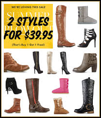 buy boots shoes bogo fall boots sale designer inspired each 20
