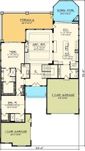 craftsman open floor plans 282 best empty nester house plan ideas images on house