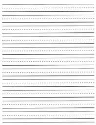 printable horizontal lined writing paper handwriting paper for first grade daway dabrowa co