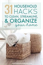 how to clean wicker baskets household hacks to clean streamline organize your home