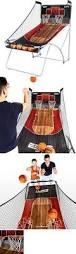 other indoor games 36278 espn ez fold 2 player basketball game