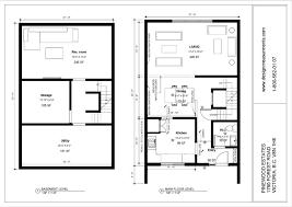 2 bedroom basement apartment floor plans