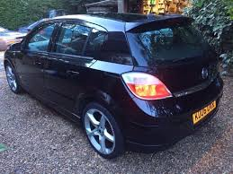 2006 vauxhall astra sri manual black 81k bargain quick sale wanted