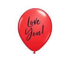 valentines ballons you balloon valentines day balloons valentines balloon