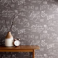 chalk board wallpaper graham u0026 brown
