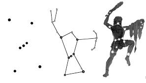 imagenes de zeus para dibujar faciles las constelaciones astrofanáticos
