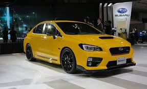 subaru 2016 subaru wrx sti 4 door pictures photo gallery car and driver