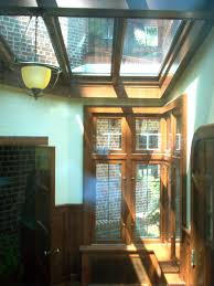 tudor townhouse glass roof system glass house llc