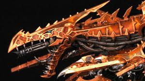 how to paint a heldrake chaos space marine warhammer 40k painting