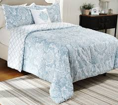4 piece pineapple medallion bedding set by valerie page 1 u2014 qvc com