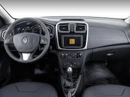 renault sandero interior renault sandero 1 6 dynamique 2017