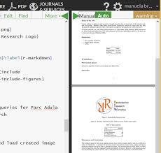 latex tutorial overleaf writing publications with overleaf reproducible research workshop
