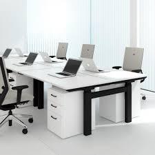 office desk adjustable height progress sit stand height adjustable office desk adjustable