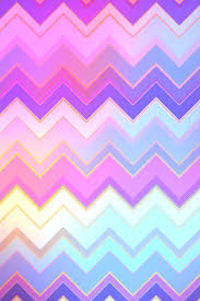 pastel colored chevron pattern pink to blue with pale purple