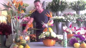 halloween flowers halloween flowers with dave clancy youtube
