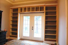 how to paint built in bookshelves diy bookcase built ins