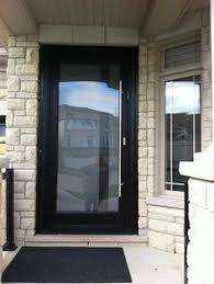 Exterior Doors Glass Glass Front Doors Don T Be Afraid Black Door Glass