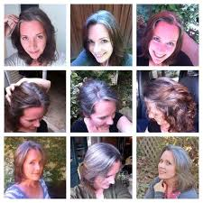 images of grey hair in transisition ideas about transitioning to gray hair gracefully cute