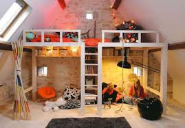 Play Bunk Beds Sleep And Play 25 Amazing Loft Design Ideas For