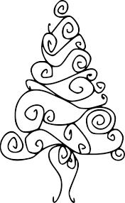 christmas tree drawing ideas christmas lights decoration