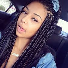 what kind hair use boxbraids box braids hairstyles hairstyles with box braids