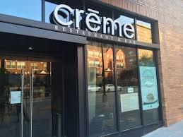 restaurants open thanksgiving dc home creme restaurant u0026 bar
