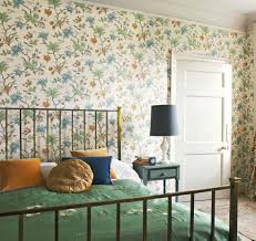 Floral Interiors Country Style Floral Interiors By Color