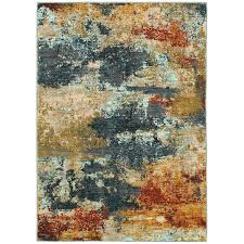 Navy Blue Area Rug 8x10 Shop New Rug Arrivals At Lowes