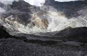 freeport put 12 billion into a giant mine now indonesia is