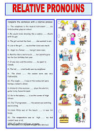 best 25 relative pronouns ideas on pinterest relative clauses