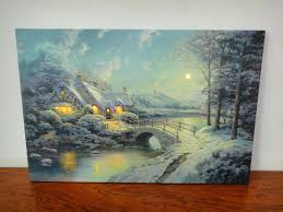 wall ideas radiance lighted canvas by ohio wholesale led canvas