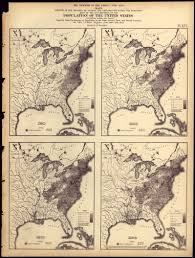 1820 Map Of United States by Radicalcartography