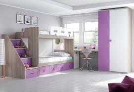 bureau pour ado fille lit avec bureau pour fille galerie et charmant lit mezzanine ado