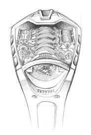 ferrari logo sketch 8 best industrial design images on pinterest watches drawings