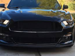 mustang gt rtr rtr mustang grille 389943 15 17 gt ecoboost v6 free shipping
