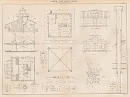 lighthouse floor plans u s coast guard drawing of a pile lighthouse iphone 7