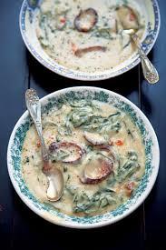 collard greens cornmeal and sausage soup sopa de fubà recipe