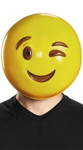 emoji mask emoji mask mask yellow happy mask