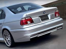 bmw e39 rear buy bmw e39 5 series exclusive rear bumper 1995 gt 2003 in cheap